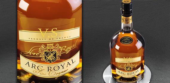 Fine Cognac VS, Februar 2013