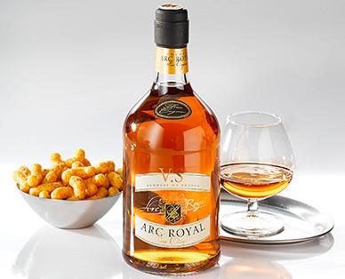 Fine Cognac VS, Februar 2015