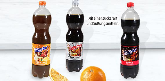 Cola oder Cola Mix, Juli 2012