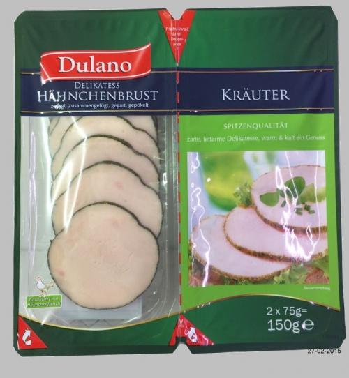 Hähnchen-Brustfilet Kräuter, M�rz 2015