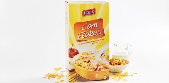 Cornflakes, 2x 500 g, Februar 2013