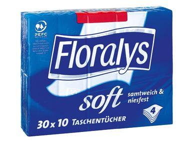 Taschentücher, soft, 10 Stück, November 2012