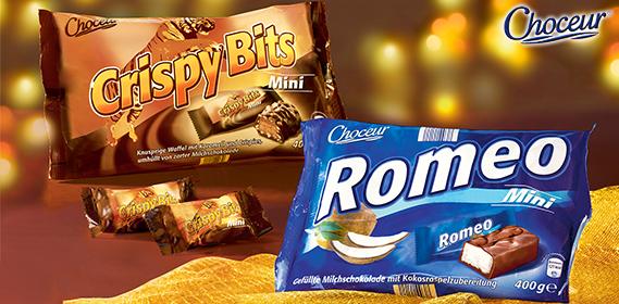 Crispy Bits oder Romeo, November 2012