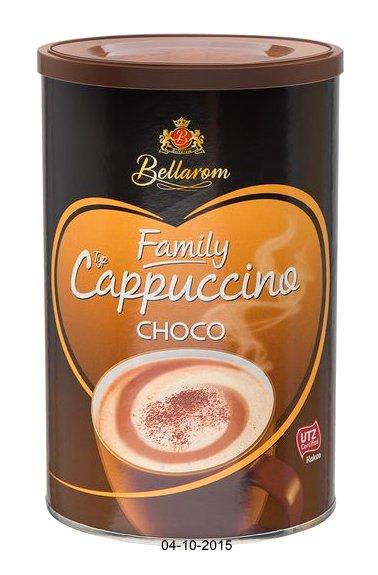 Family Choco Cappuccino, Oktober 2015