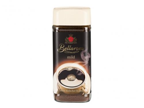 Instant-Kaffee mild, November 2015