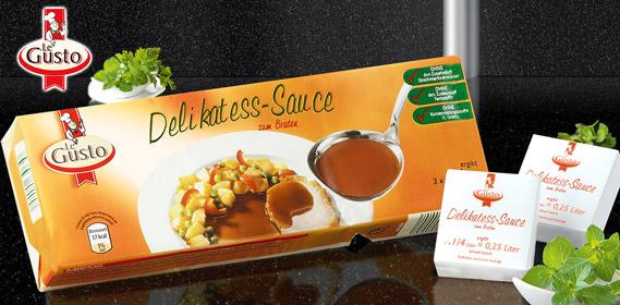 Delikatess Sauce, zum Braten, September 2010