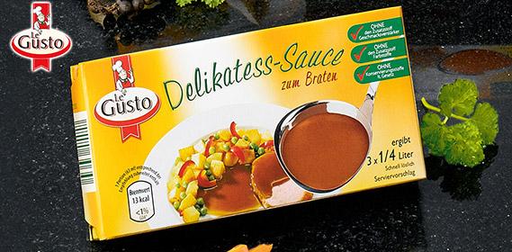 Delikatess Sauce, zum Braten, Januar 2011