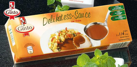 Delikatess Sauce, zum Braten, M�rz 2011