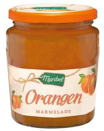 Orangen Marmelade, Juni 2017