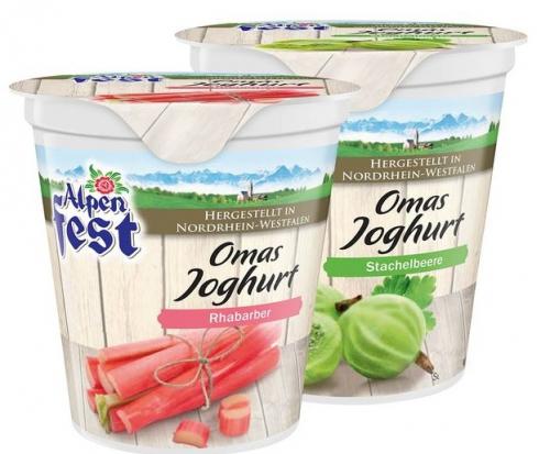 Oma's Joghurt, Juli 2017