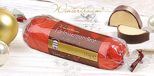 Edelmarzipan-Brot, Oktober 2008