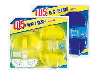 WC-Fresh, Oktober 2012