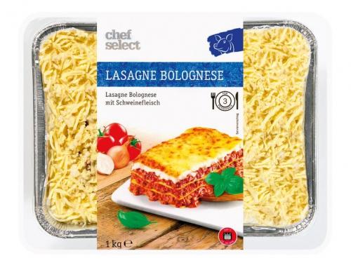 Lasagne Bolognese, Juni 2017