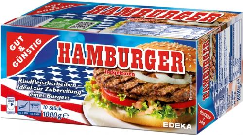 Hamburger, Dezember 2017