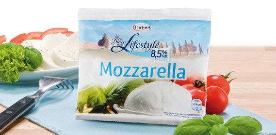 Mozzarella light (New Lifestyle), Januar 2014