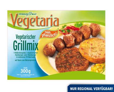 Grillmix, vegetarisch, Mai 2014