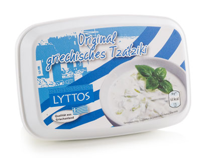 Griechisches Tzatziki, April 2014