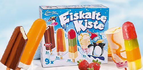 Eiskalte Kiste, November 2007