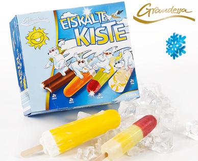 Eiskalte Kiste, April 2015