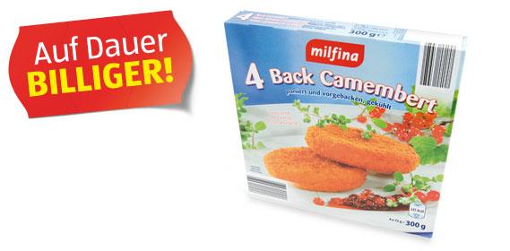 Back-Camembert  45 % F.i.T., Februar 2012