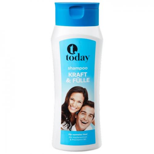 Shampoo Kraft & Fülle, Mai 2017