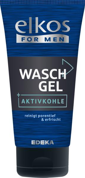 Waschgel Men, Dezember 2017