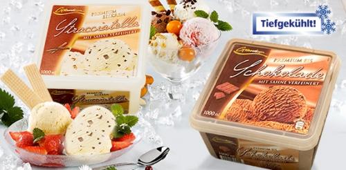 Premium-Eiskrem, Oktober 2008