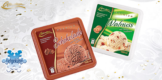 Premium-Eiskrem, Dezember 2011
