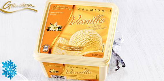 Premium-Eiskrem, Dezember 2012