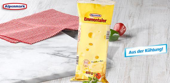 Emmentaler Käse, am Stück, Januar 2012