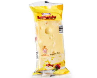 Emmentaler Käse, am Stück, April 2015