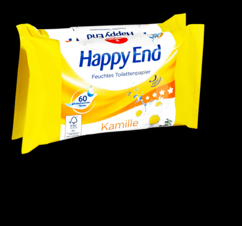 Feuchtes Toilettenpapier, Oktober 2017
