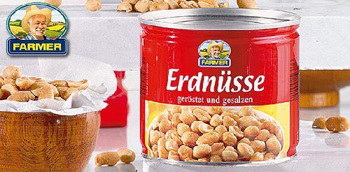 Erdnüsse, Oktober 2007