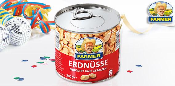 Erdnüsse, Februar 2012