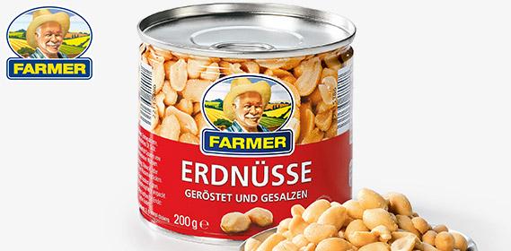 Erdnüsse Aldi