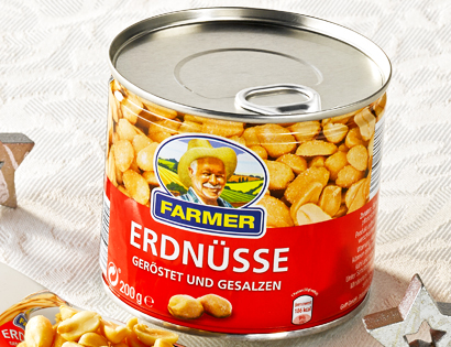 Erdnüsse, November 2013