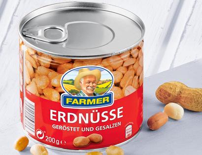 Erdnüsse, Januar 2014