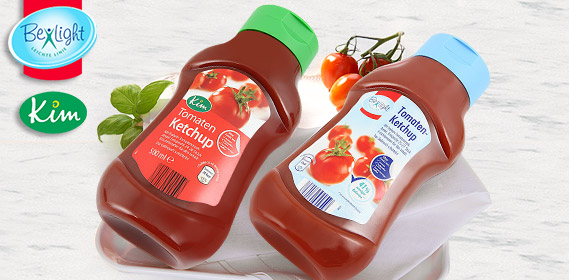 Tomatenketchup, M�rz 2012