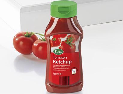 Tomatenketchup, Juni 2013