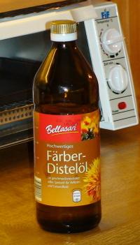 Färber-Distelöl, November 2008