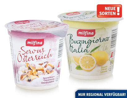 Länderjoghurt, Februar 2014