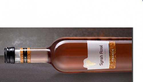 Mini-Weinsortiment Syrah Rosé, Dezember 2013