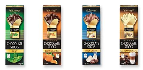 Chocolate Sticks, Juni 2011