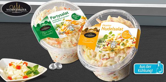 Feinkost-Salat, Dezember 2012