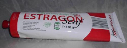 Estragon-Senf, Juni 2012