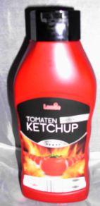 Tomatenketchup, Juni 2012