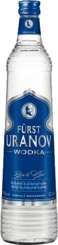 Wodka, 37,5 % Vol., Dezember 2017