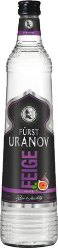 Wodka mit Feige, 17,5 % Vol., Dezember 2017