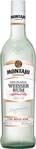 Weisser Rum 37,5%, Dezember 2017