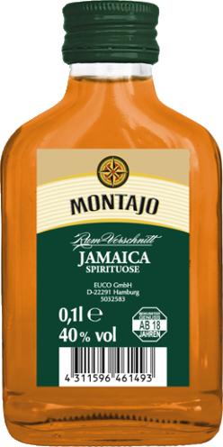 Jamaika Rum-Verschnitt, 40 % Vol., Dezember 2017